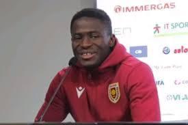 Augustus Kargbo, dal mito Kallon alla Serie B con la Reggiana: ma ...