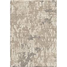ivory and beige area rug