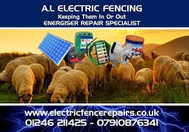 A L Electric Fencing Home