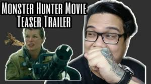 Monster Hunter Movie Teaser Trailer ...