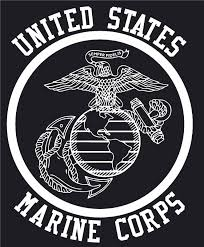 Usmc Marines Eagle Globe Anchor Emblem Decal Usmc Marine Corps Veteran Eagle Globe Anchor