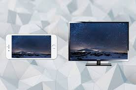 how to mirror iphone to sharp tv