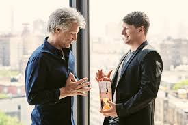 Jon Bon Jovi and His Son Get Into the Rosé Business - The New York ...