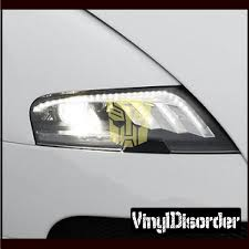 Headlight Decal Decals