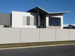 Residential Acoustic Boundary Walls And Fencing Wallmark