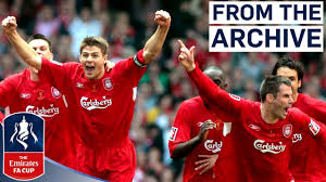 Incredible Gerrard Goal in Classic Final