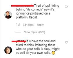 cringey video mocking vietnamese nail