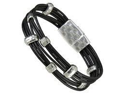 leather bracelet urban jewelry kit