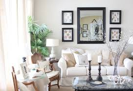 living room oversized wall mirrors