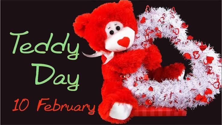 Teddy Day 10 feb