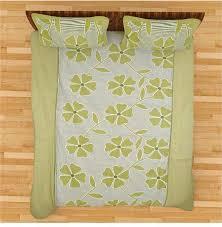 3 piece fl printed bedding set