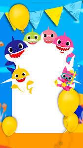 Baby Shark Invitaciones Para Imprimir Gratis En 2020 Invitaciones De Cumpleanos Virtuales Fiesta De Cumpleanos Para Ninos Invitaciones De Cumpleanos Para Imprimir Gratis