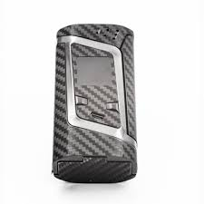 Carbon Fiber Vinyl Wrap For Smok Alien 220w Vape Mod True Black 3d Skins Decals Sticker Kit Made In The U S A You C Carbon Fiber Vinyl Vinyl Wrap Vape Mods