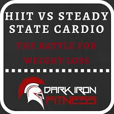 hiit vs steady state cardio the battle