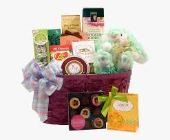 easter gourmet gift basket jelly