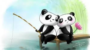 cute couple panda wallpaper 2020 cute