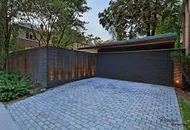 Detached Garage For Your House Modern Fence Design Fence Design Modern Fence