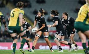 Black Ferns lock Charmaine Smith retires from rugby | 4 The Love Of Sport
