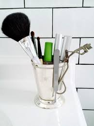 makeup and beauty supply storage ideas