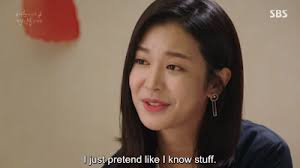 the best quotes from thirtybutseventeen kdrama tertawa