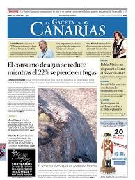 Lagaceta18jltf Islas Canarias Politica Prueba Gratuita De 30