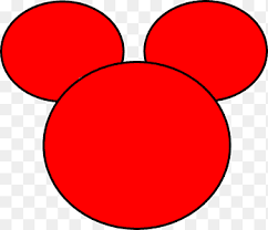 mickey mouse minnie mouse template for
