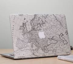 10 Creative Laptop Skins To Freshen Up Your Macbook Thither Macbook Decal Laptop Decal Mac Decals