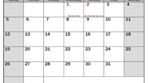 january 2020 calendar nz new zealand