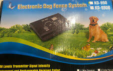 Good Boy Kd660 Rechargeable Pet Electronic Fence 2 Dog System Shock Collar For Sale Online Ebay