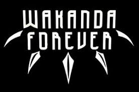 6 Wakanda Forever Black Panther T Challa Vinyl Decal Sticker Car Window Bumper Ebay