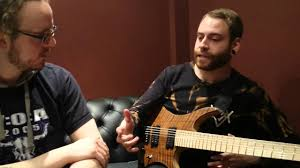 INTERVALS Aaron Marshall Discusses New Album, Songwriting & European Tour  (2014) - YouTube