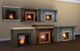 adjustable height wall fireplaces
