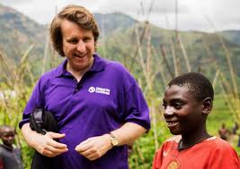 Milton Jones blogs from Rwanda ...