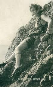 Myrtle Lind   Bathing beauties, Silent film, Beauty