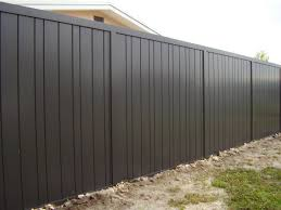 Aluminum Privacy Fencing Google Search Metal Fence Panels Corrugated Metal Fence Fence Design