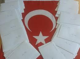"""Asker Abi mektubun Var"""" - Dokuz Eylül Ortaokulu"""