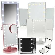 rose gold hollywood vanity mirror led