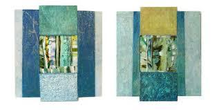 fused glass & handmade paper by Priscilla Robinson | Handmade ...