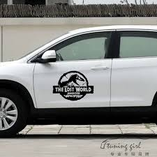 Jurassic Park Dinosaur Car Stickers Funny Creative Decoration Decals For Doors Auto Tuning Styling Vinyls D21 Buy At The Price Of 3 89 In Aliexpress Com Imall Com