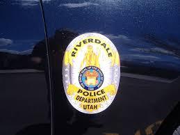 Riverdale Utah Police Decal 2u602 Flickr
