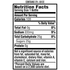mango iced tea 16 9 fl oz bottle