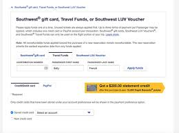 the power of southwest travel funds