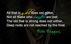 quote monday the hobbit stellar hoods