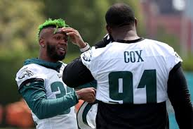 Will Eagles' Fletcher Cox and Nigel Bradham be ready for Week 1 ...