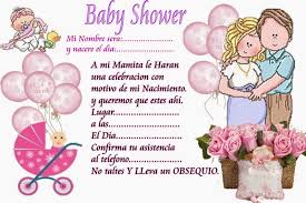 Muyameno Com Tarjetas E Invitaciones De Baby Shower Para Ninas