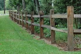 Western Red Cedar Split Rail Traditional Garden Atlanta By Allied Fence Co Houzz Au