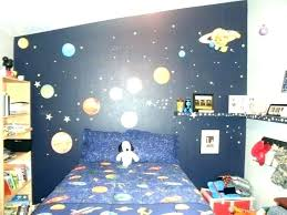 Space Rocket Bedroom Ideas
