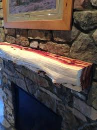 our mantle cedar wood projects
