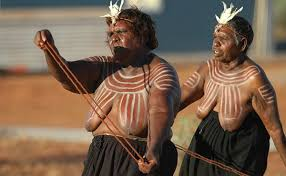 aboriginal women in australia