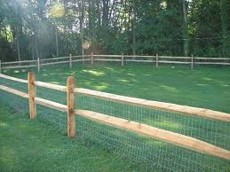 Split Rail Gallery Asheville Fence And Guardrail Contracting Split Rail Fence Dog Fence Fence Landscaping
